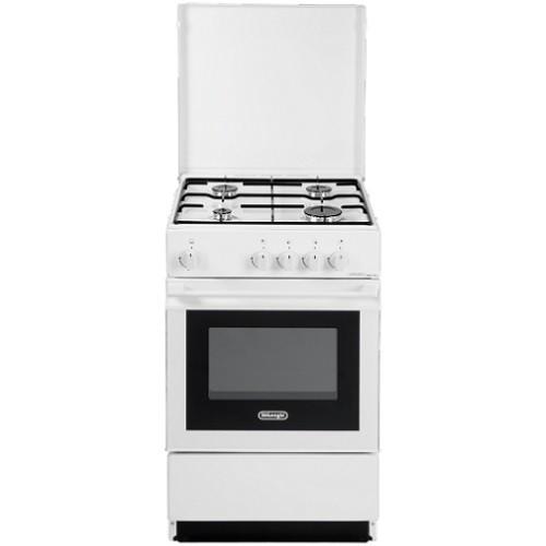 Cucina Forno a Gas ELBA EGW 554 GN Bianco - Miglior Prezzo