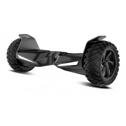 ALLROAD HOVERBOARD TREKKING TIRE BLACK