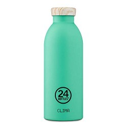 24Bottles Mint Clima Borraccia 500 ml Uso Quotidiano Colore Menta Acciaio Inossidabile