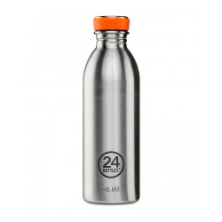 24Bottles Steel Urban Borraccia 500 ml Uso Quotidiano Acciaio inossidabile
