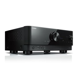 Sintoamplificatore Yamaha AV 5.1 canali con Cinema DSP 3D, 4-in/1-out HDMI™, surround wireless.