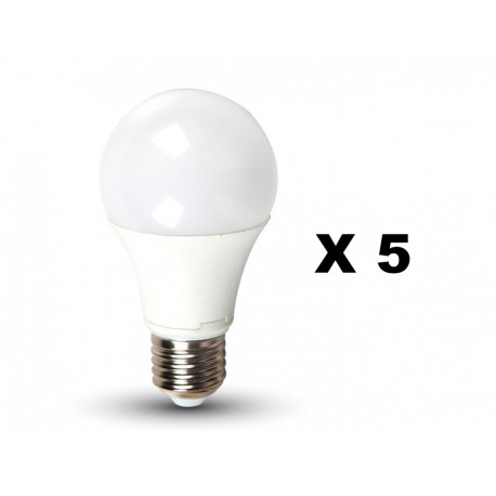 Lampadine Led Miglior Prezzo.Offerta V Tac 5 Pezzi Lampadine Led Vt 1853 Miglior Prezzo