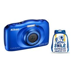 Nikon Coolpix W100 Family Kit + Zainetto