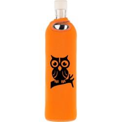 Flaska NEO DESIGN Owl on the Branch 0,5L