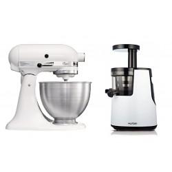 Robot da cucina + Estrattore di succo