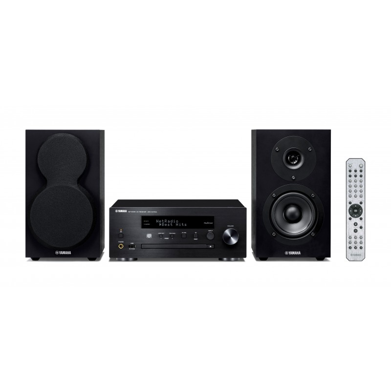 sistema audio yamaha crx n470d hifi stereo negozio. Black Bedroom Furniture Sets. Home Design Ideas
